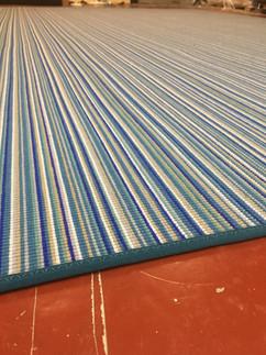 Stripe with binding