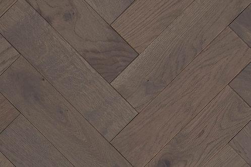 Herringbone Wood Flooring - Light Grey 14233