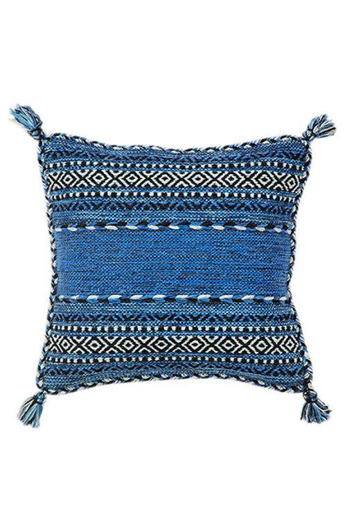 Kelim Blue Cushion Cover - Pack of 2