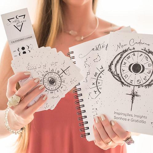 Kit Astro Planner + Caderno