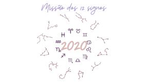 A previsão dos signos em 2020