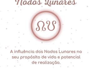 A influência dos Nodos Lunares no seu propósito de vida e potencial de realização.