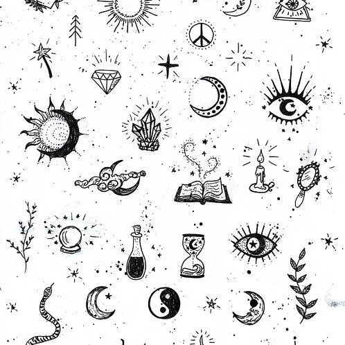 Ilustrações astrológicas