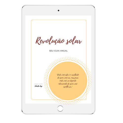 E-book Revolução Solar