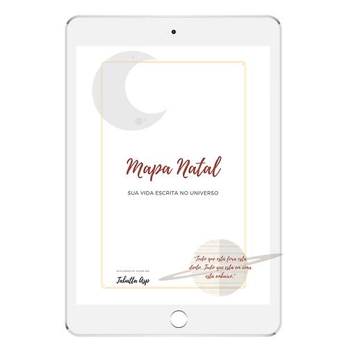 E-book Mapa Astral Natal