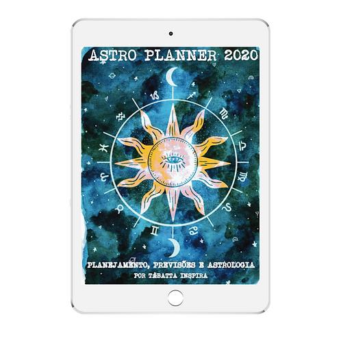 E-book Astro Planner 2020
