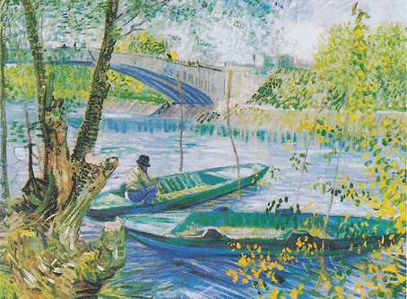 Peintres au fil de l'eau : Vincent Van Gogh