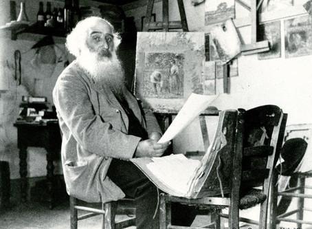 Peintres-jardiniers : Camille Pissarro