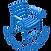 Logo La Chaise Bleue 1950 Charles Tordo.