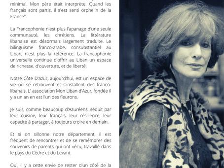 Le mot numéro 4 : Femme de la Francophonie