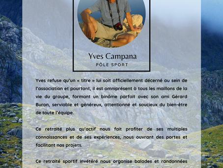 Lumière sur... Yves Campana