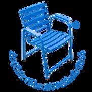 La Chaise Bleue 1950 Charles Tordo.