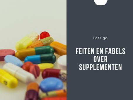 Wel of geen supplementen?
