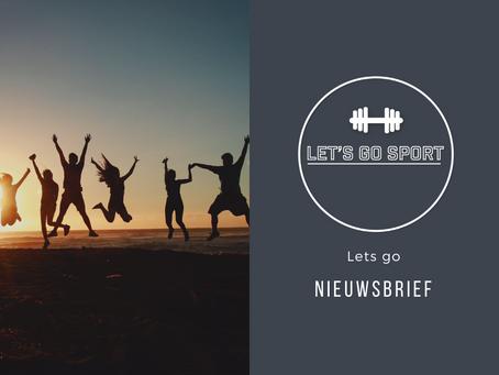 Nieuws van ons (Lets Go Sport)