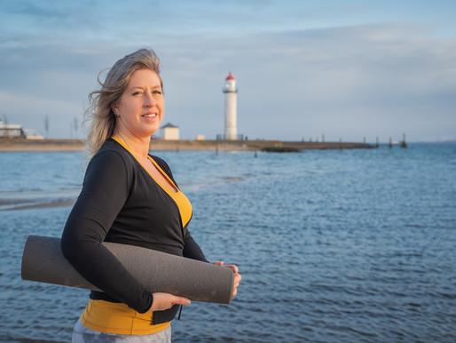 Sandra de Jager stelt zich graag aan jullie voor.