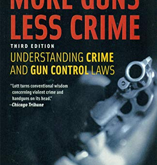 Guns Save Lives - More Guns Less Crime Proven for Decades