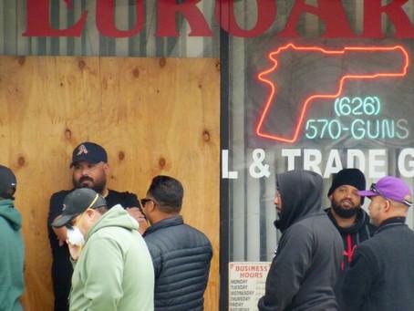 Record Gun Sales & Diverse Ownership