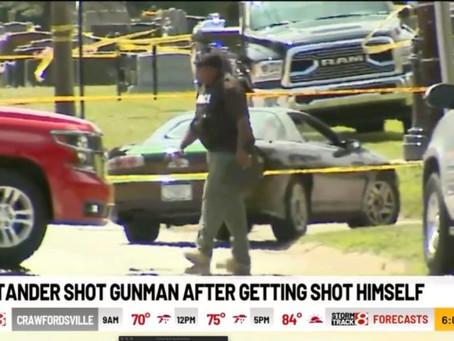 Concealed Handgun Permit Holder Stops Mass Public Shooting