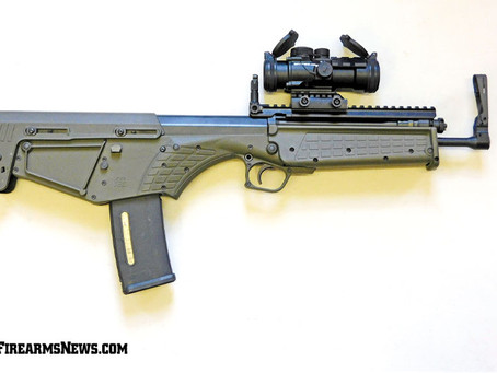 The design of the Kel-Tec RDB-S carbine is outside of the traditional box, but it performs well and
