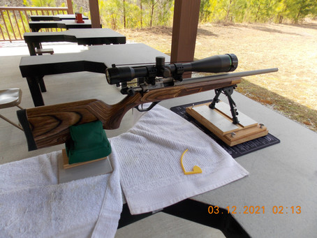 My Lithgow 101 - At the Range on March 12, 2021