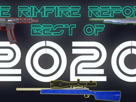 The Rimfire Report: The Best Rimfire Firearms of2020