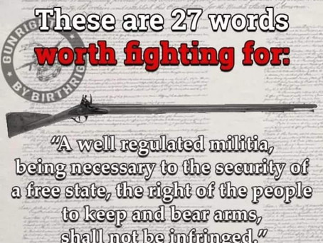 27 Words Worth Fighting For