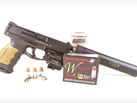 Building the Ultimate Home Defense Handgun
