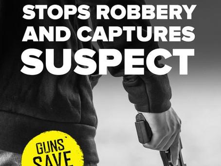 Atlanta, GA  - Guns Save Lives; 9-Mar-2021