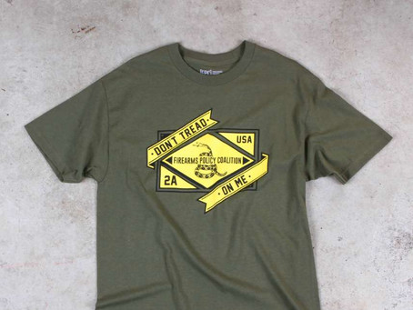 Kid Sues Over 1A Right to Wear 2A Shirt