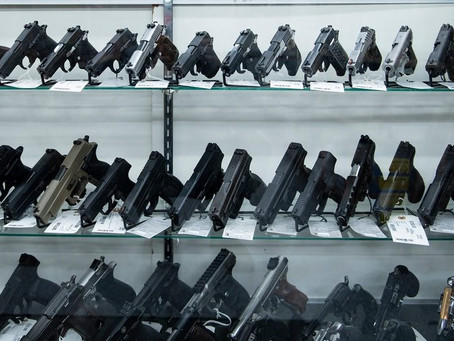 Gun background checks hit record high in June, a sign of booming sales, FBI reveals