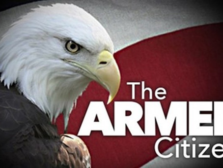 An armed citizen defended himself and others