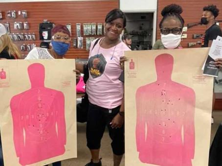 2A Saves Lives-Michigan Gun Instructors Train 1000 Detroit Women