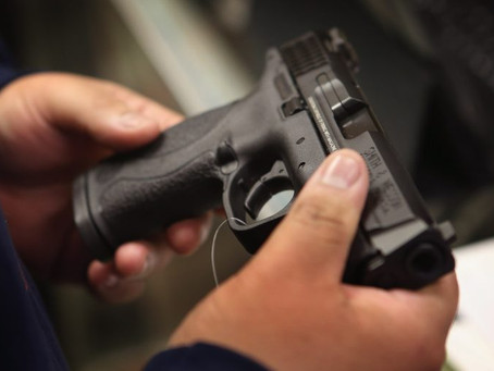 SMITH & WESSON SUES NEW JERSEY
