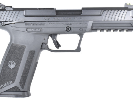 First Look: Ruger-57 16401 5.7x28mm