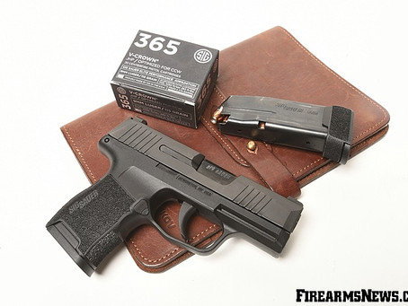 Is SIG Sauer's P365 9mm the Perfect Carry Gun?