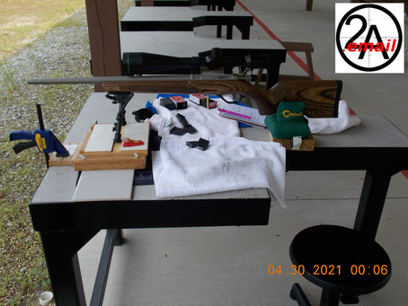 My Lithgow 101 - At the Range on April 30, 2021