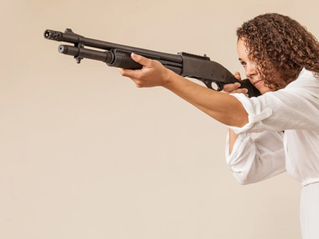 Guns Don't Kill People, They Save Them