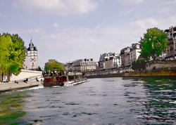 On the Seine