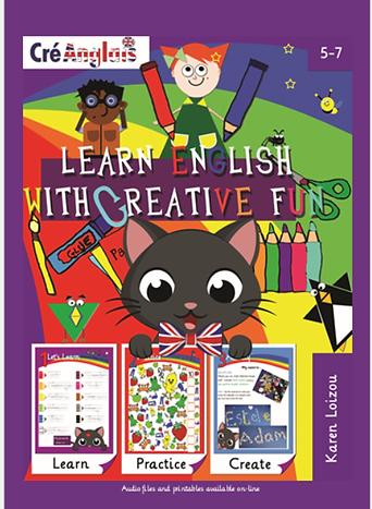 Learn English with Creative fun