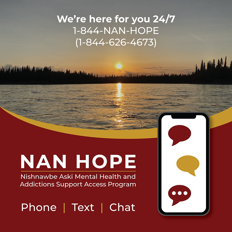 NAN HOPE info session