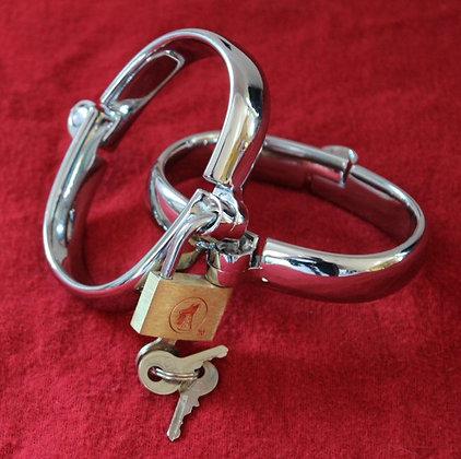 Stainless Steel Cuffs