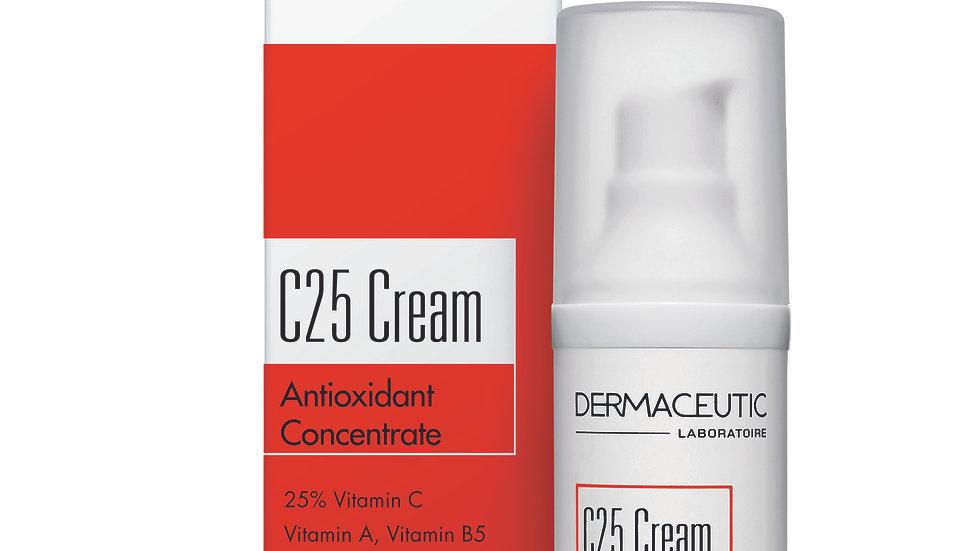 C 25 Cream 30 mL