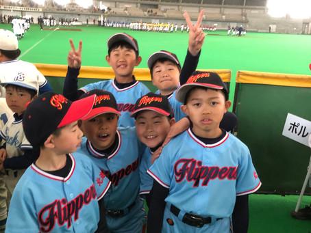 第42回  札幌市スポーツ少年団 春季交流大会 開会式