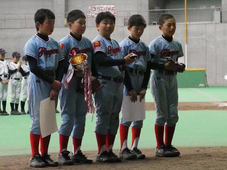 第35回札幌市スポーツ少年団野球交流大会 準決勝・決勝