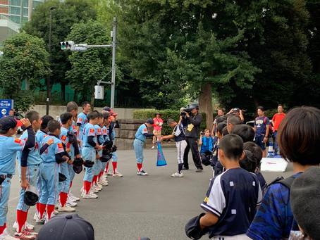 最高の夏の始まり… 準々決勝 神宮球場