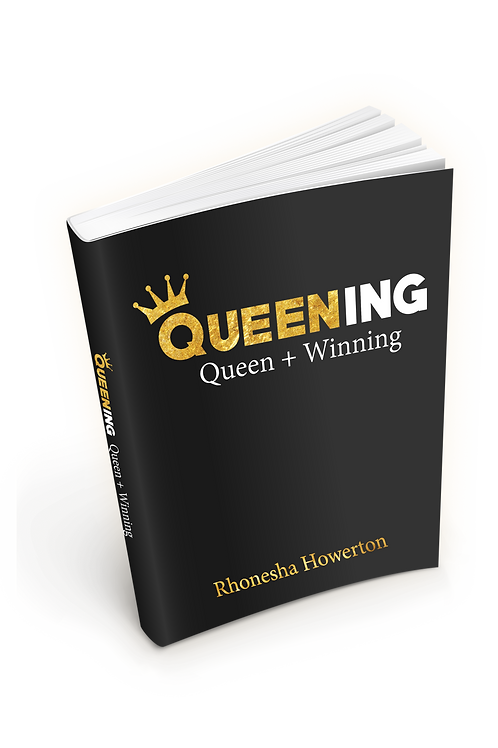 Queening (Queen + Winning) Book