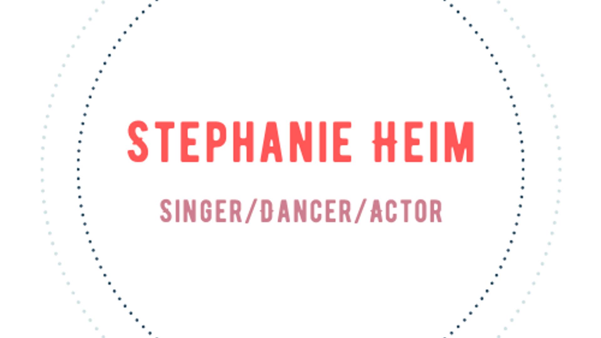 Stephanie Heim- Music