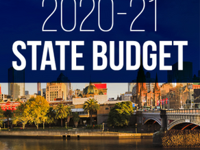This year's budget invests in recovery for all Victorians