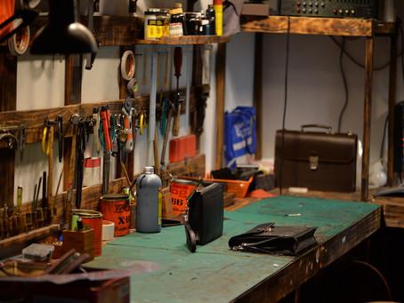 Đồ Da Handmade - Từ Đam Mê Tới Công Việc