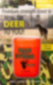no wicks deer scent